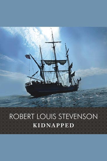 Kidnapped - cover