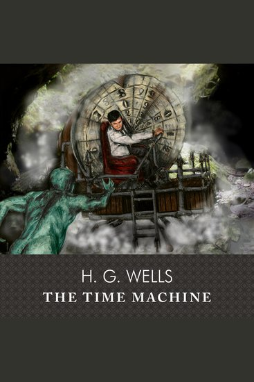 The Time Machine - cover