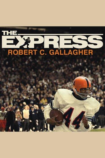 The Express - The Ernie Davis Story - cover