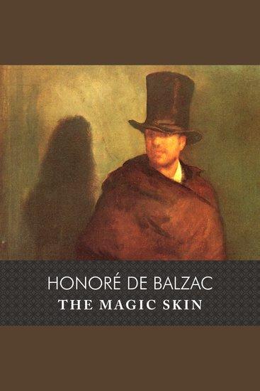 The Magic Skin - cover