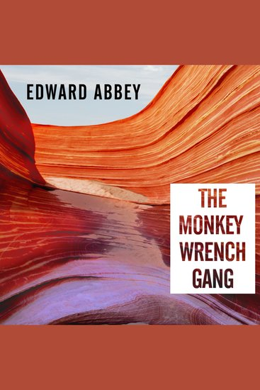 The Monkey Wrench Gang - cover