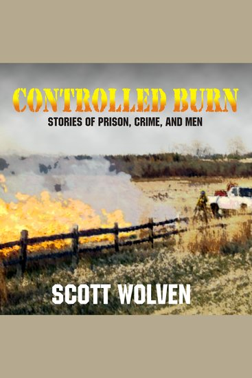 Controlled Burn - Stories of Prison Crime and Men - cover