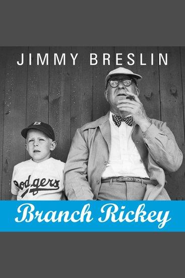 Branch Rickey - cover