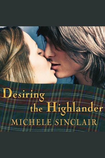 Desiring the Highlander - cover