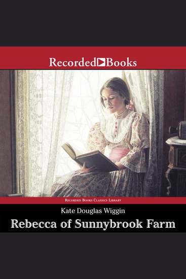Rebecca of Sunnybrook Farm - cover