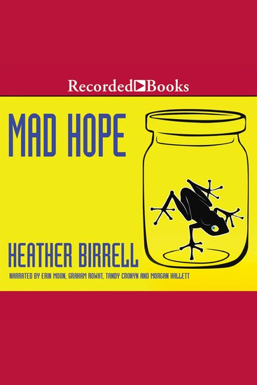 Mad Hope - Stories - cover