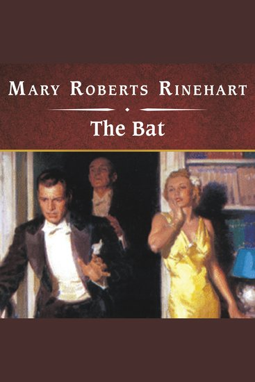 The Bat - cover
