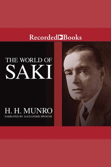 The World of Saki - cover