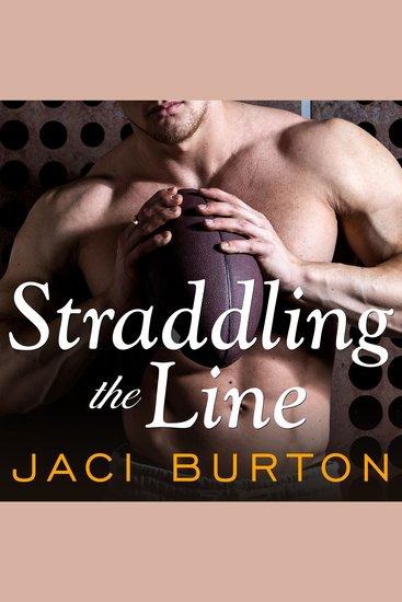 Straddling the Line - cover
