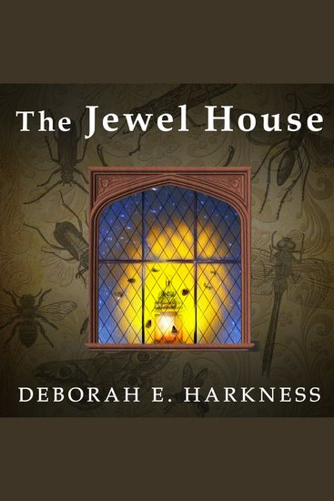 The Jewel House - Elizabethan London and the Scientific Revolution - cover