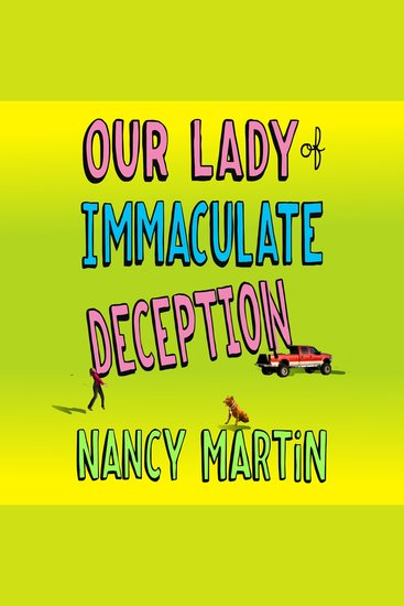 Our Lady of Immaculate Deception - A Novel - cover