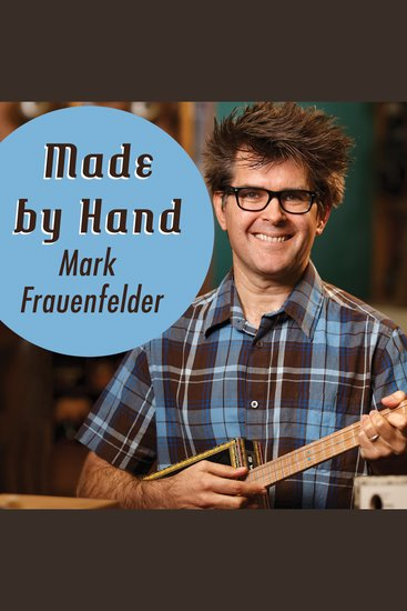 Made by Hand - Searching for Meaning in a Throwaway World - cover