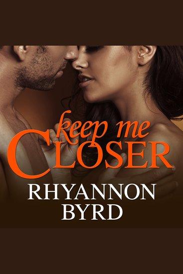Keep Me Closer - cover