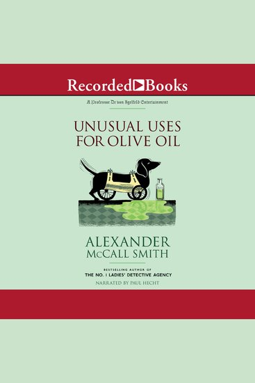 The Unusual Uses for Olive Oil - cover