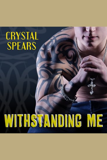 Withstanding Me - cover