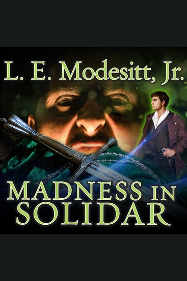 Madness in Solidar - cover