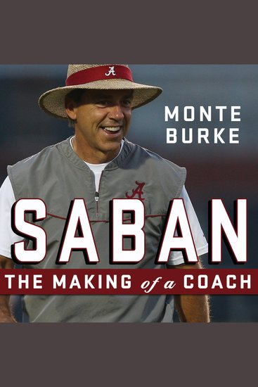 Saban - The Making of a Coach - cover