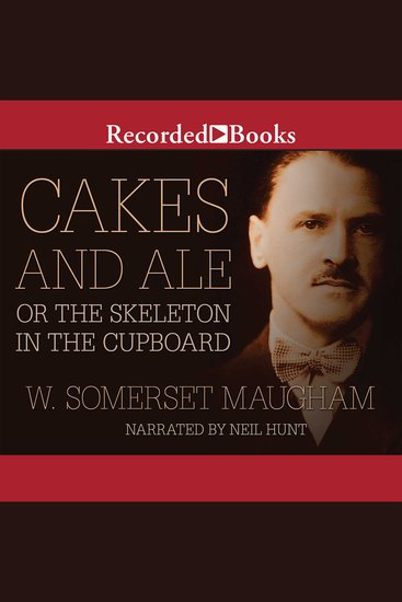 Cakes and Ale - or The Skeleton in the Cupboard - cover