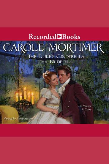 The Duke's Cinderella Bride - cover