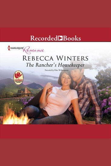 The Rancher's Housekeeper - cover