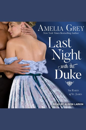 Last Night with the Duke - cover