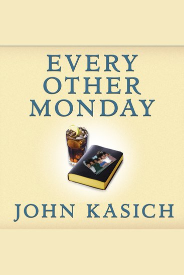 Every Other Monday - Twenty Years of Life Lunch Faith and Friendship - cover
