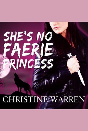 She's No Faerie Princess - cover