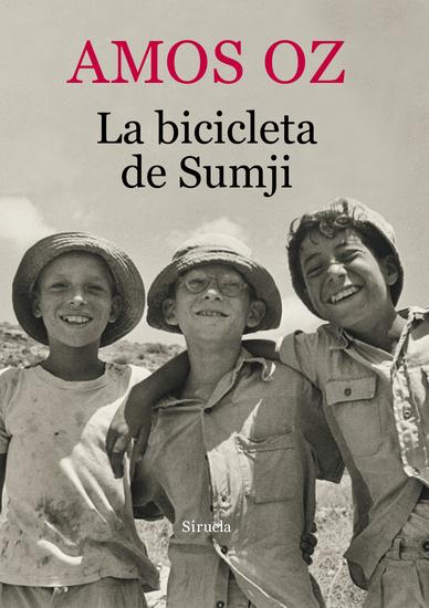 La bicicleta de Sumji - cover