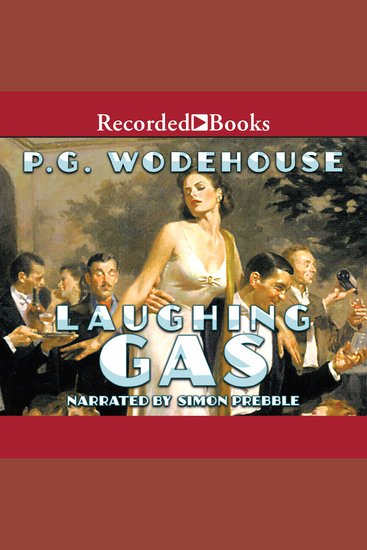 Laughing Gas - cover