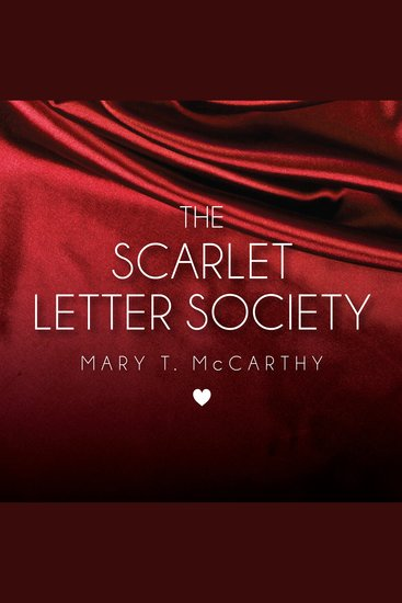 The Scarlet Letter Society - cover