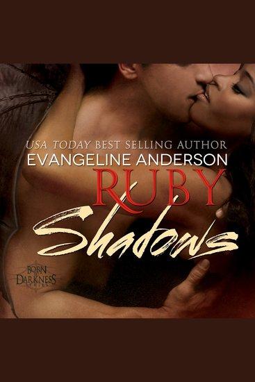 Ruby Shadows - cover