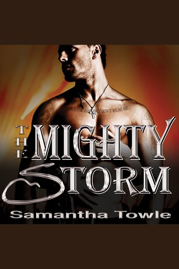 The Mighty Storm - cover