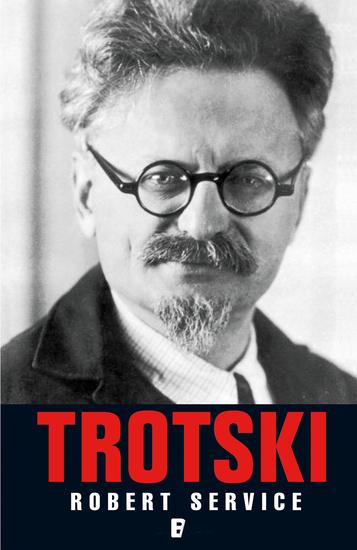 Trotsky - Una biografía - cover