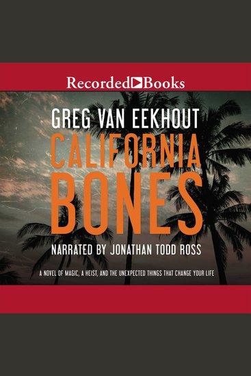 California Bones - cover