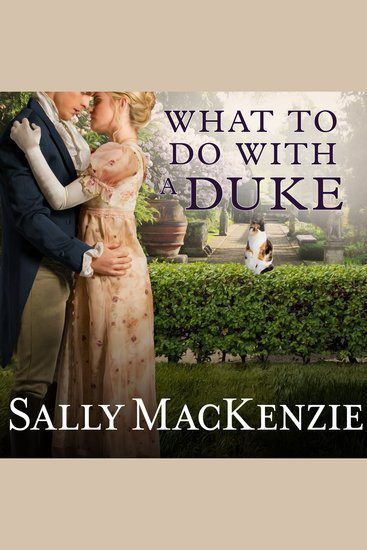 What to Do With a Duke - cover