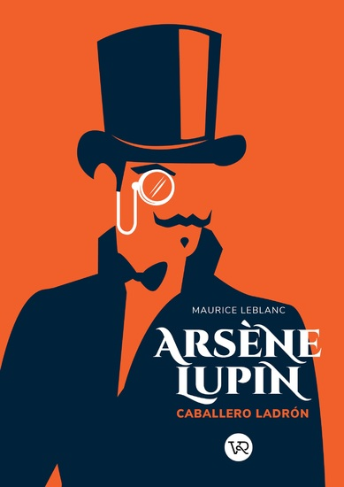 Arsène Lupin Caballero y ladrón - cover