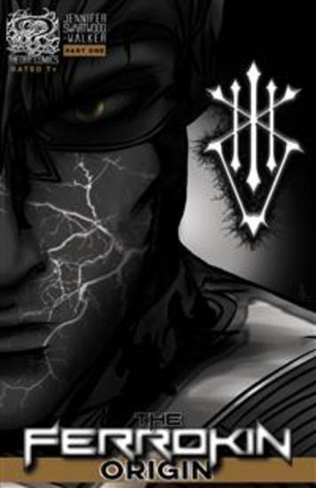 The Ferrokin Origin Part One - cover