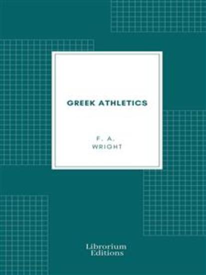 Greek Athletics - cover