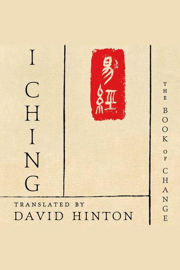 I Ching - The Book of Change - cover