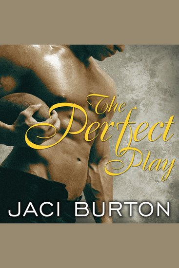 The Perfect Play - cover