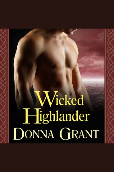 Wicked Highlander - cover