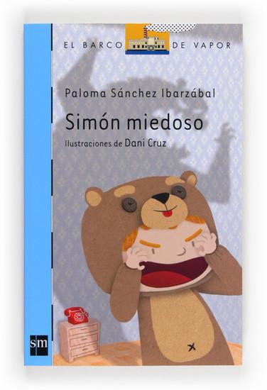 Simón miedoso - cover