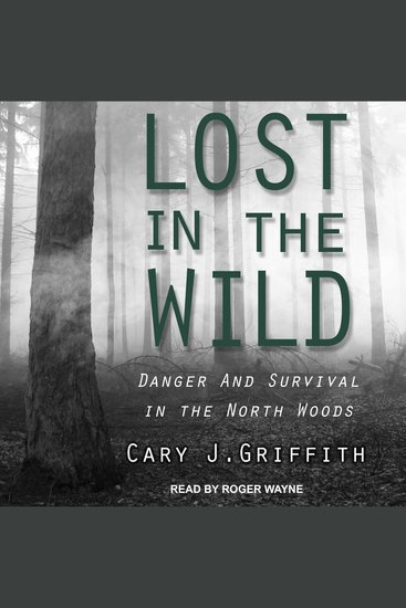 Lost in the Wild - Danger and Survival in the North Woods - cover