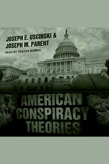 American Conspiracy Theories - cover