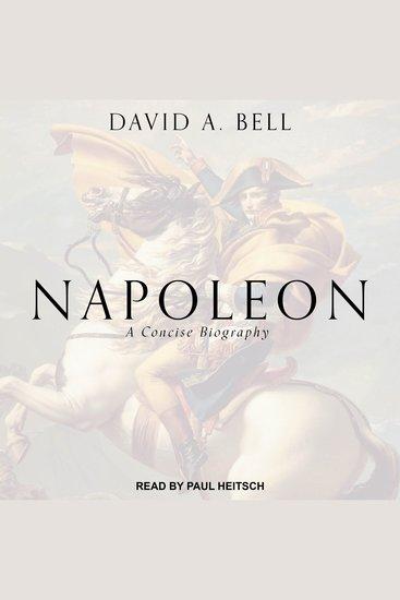 Napoleon - A Concise Biography - cover