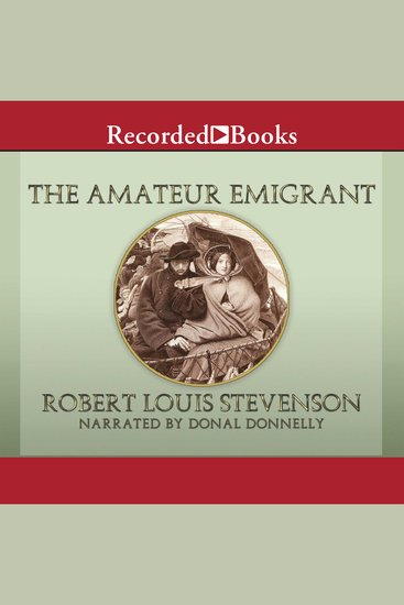 The Amateur Emigrant - cover