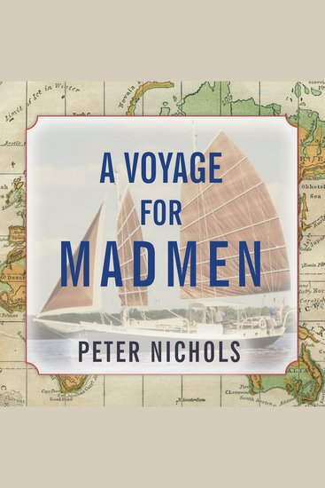 A Voyage for Madmen - cover
