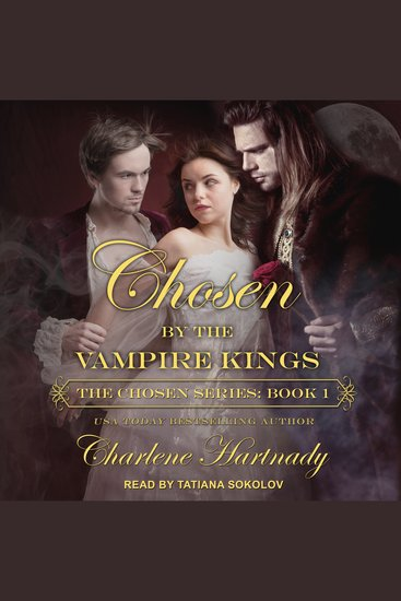 Chosen by the Vampire Kings - Chosen Book 1 - cover