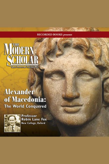 Alexander of Macedonia - The World Conquered - cover