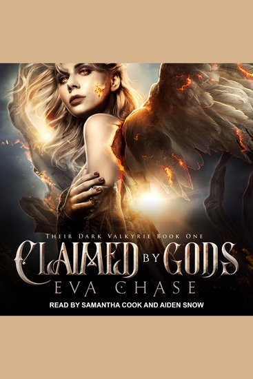 Claimed by Gods - A Reverse Harem Urban Fantasy - cover